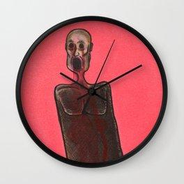 Blood Weeper Wall Clock