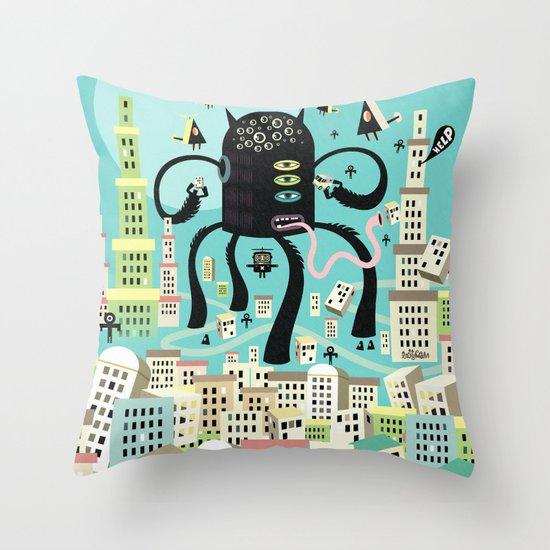 Gobeleur Throw Pillow