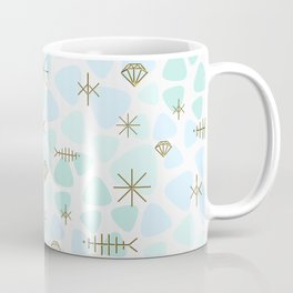 Mod fish mobile Coffee Mug