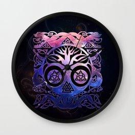 Tree of life - Yggdrasil Wall Clock