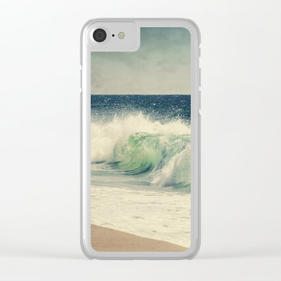 Again and again Clear iPhone Case