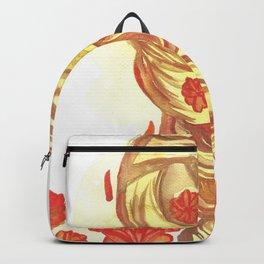 Marigold Hair Backpack