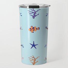 Water World Travel Mug