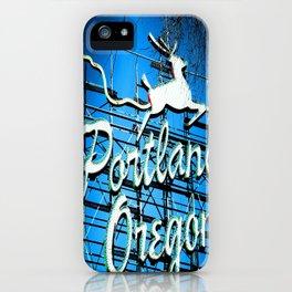 PDX iPhone Case