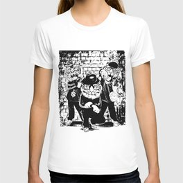 Hip Hop Tigers T-shirt