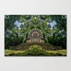 Kaleidoscape: Yaxchilan Canvas Print