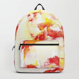 H. G. WELLS - watercolor portrait Backpack