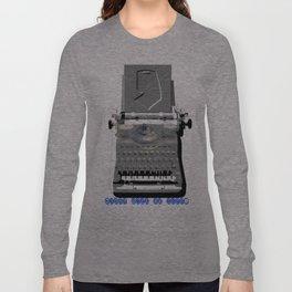 Dan Dan logo Long Sleeve T-shirt
