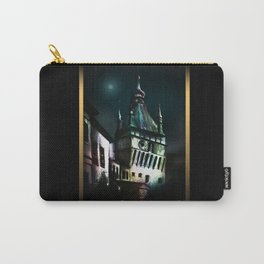 #SighisoaraClockTower Carry-All Pouch