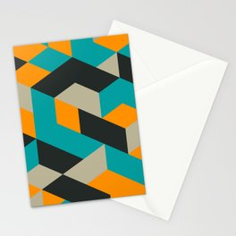 Tri V Stationery Cards