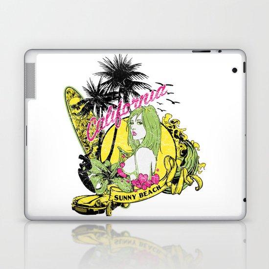 Surprising California Laptop & iPad Skin