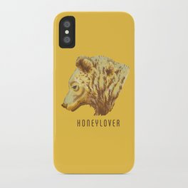 Honeylover iPhone Case