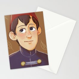 Wirt | Over the Garden Wall Stationery Cards