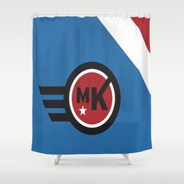 (UK) HANKY PANKY PROMOTIONAL ART Shower Curtain