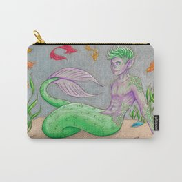 Merman Carry-All Pouch