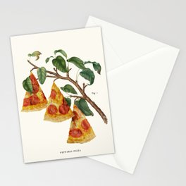 Pizza Plant Stationery Cards