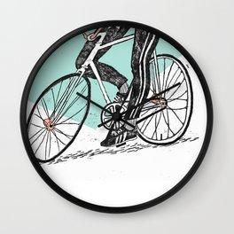 fixed gear Wall Clock