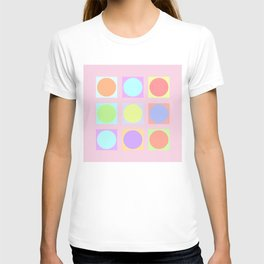 Pastel Dots T-shirt