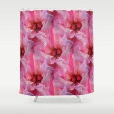 Blush - Pink Peony Shower Curtain