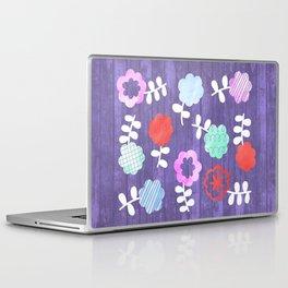 Daisy Dallop Laptop & iPad Skin