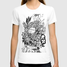 Sassy Flowers T-shirt
