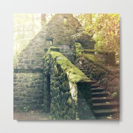 Witch's Castle Metal Print