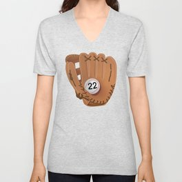 Catch 22 Unisex V-Neck