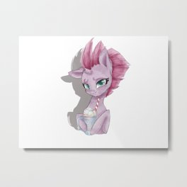 Tempest Shadow Metal Print