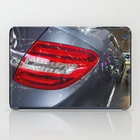 mercedes iPad Cases featuring Mercedes-Benz C 180 Coupé Sport by Mauricio Santana