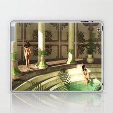 Greek bath beauties Laptop & iPad Skin
