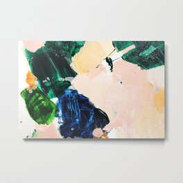 Palette No. Thirty Metal Print