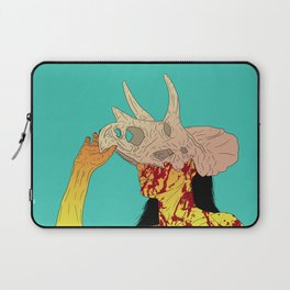 triceratops Laptop Sleeve