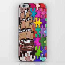 Ship #2 iPhone Skin
