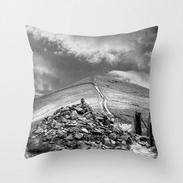 Pile of Stones Great Ridge Throw Pillow