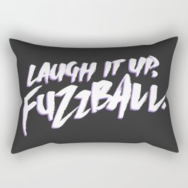 Laugh It Up Rectangular Pillow