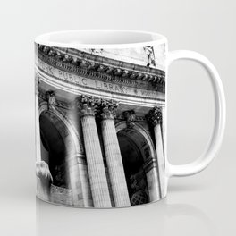 The New York Public Library Coffee Mug