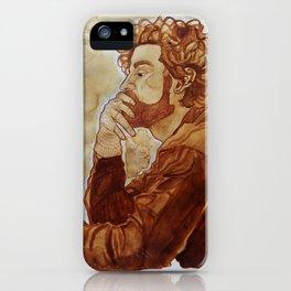 Oscar Isaac - Inside Llewyn Davis (I)  iPhone Case