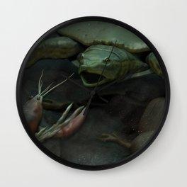 Grand River Species Wall Clock