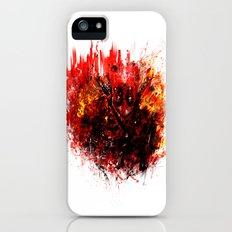 dead pool iPhone (5, 5s) Slim Case
