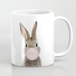 Bubble Gum Bunny Coffee Mug