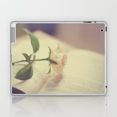 Make time to smell the roses Laptop & iPad Skin