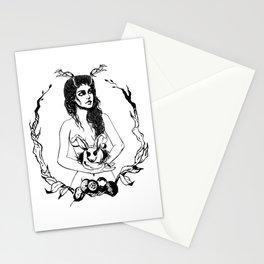Easter Ostara Stationery Cards