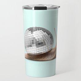 DISCO SNAIL Travel Mug