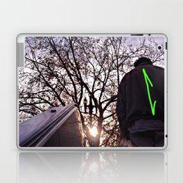 Up Away Laptop & iPad Skin