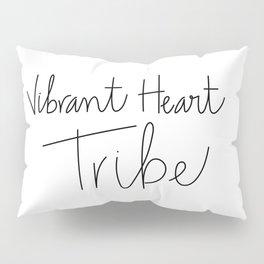 Vibrant Heart Tribe Pillow Sham