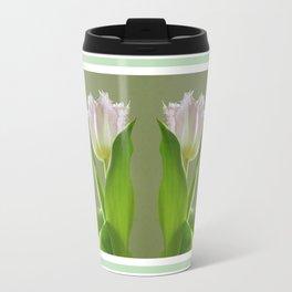 two lips, take two Travel Mug