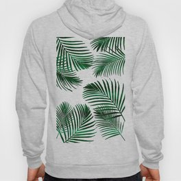 Tropical Palm Leaf Hoody