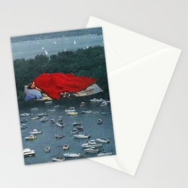 Napping Stationery Cards