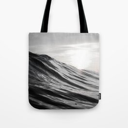 Motion of Water Tote Bag