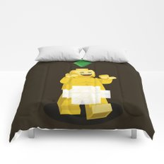 I want to brick free ! Comforters